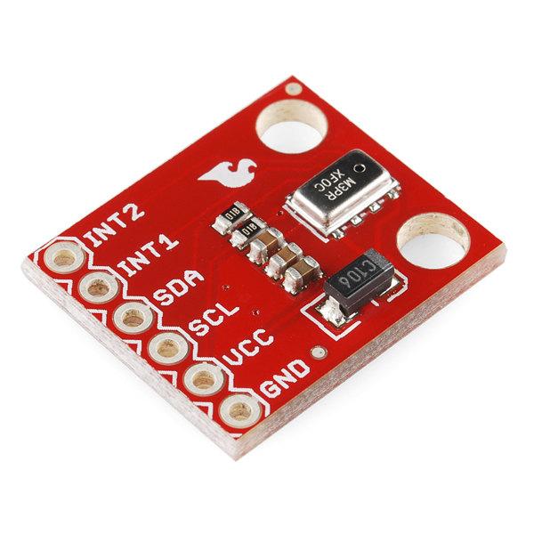 Altitude/Pressure Sensor Breakout - MPL3115A2