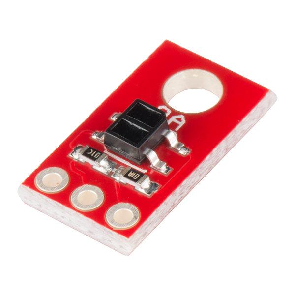 Line Sensor Breakout - QRE1113 (Analog)