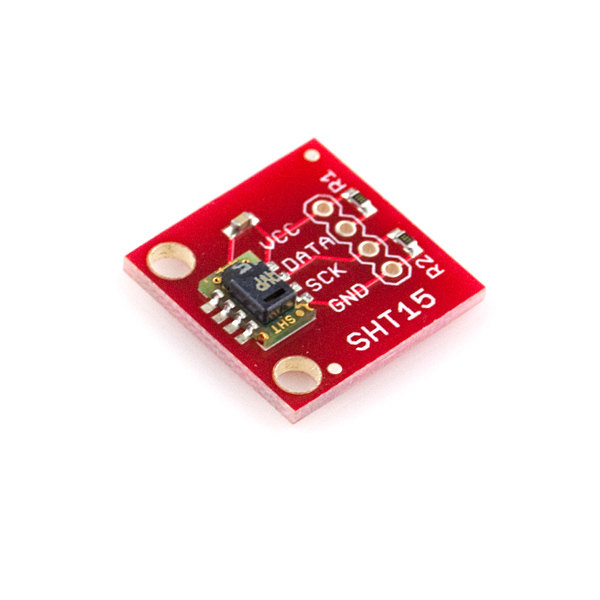 Humidity and Temperature Sensor Breakout - SHT15