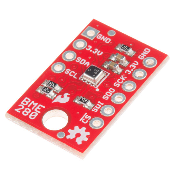 Atmospheric Sensor Breakout - BME280
