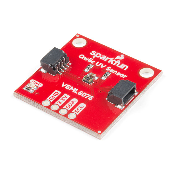 UV Light Sensor Breakout - VEML6075 (Qwiic)