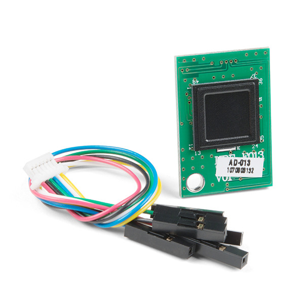 Kapazitiver Fingerabdruck Scanner - UART (AD-013)