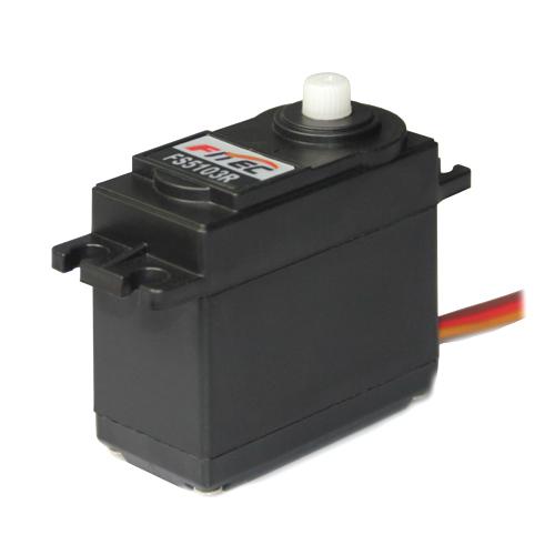Fitec FS5103R 360° Robot Servo (JR interface)