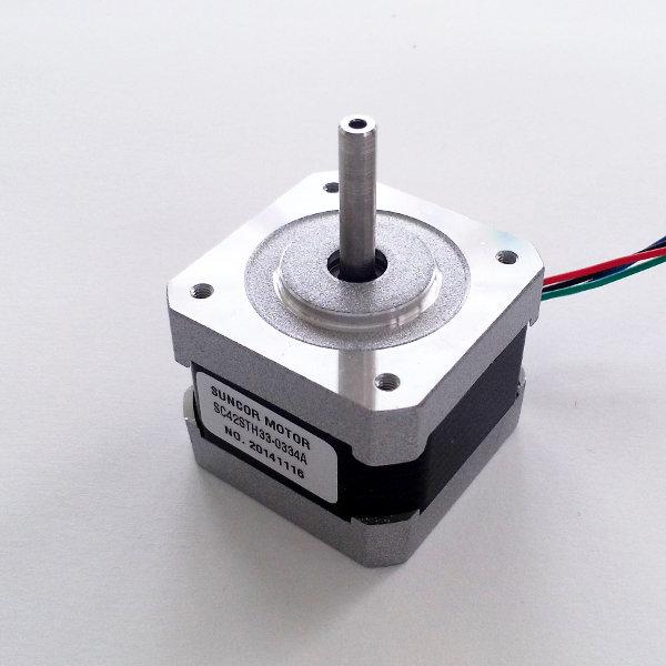 Schrittmotor 12V mit Kabel