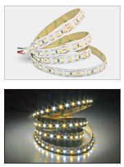 LED Strip 5m 3528(120/m) white/warm-white
