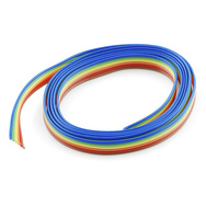 Ribbon Cable - 6 wire (0.9m)