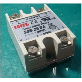 Solid State Relay DC to AC SSR-25DA 25A