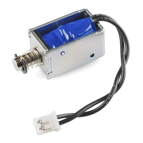 Zylinderspule - 5V (klein)