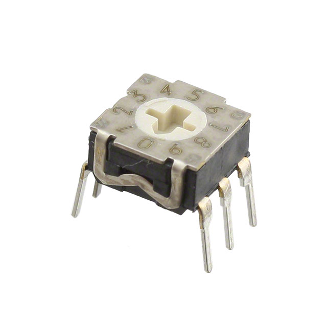 Rotary DIP Switch (BCD coded)