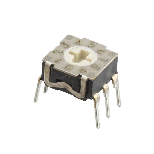 Drehschalter DIP (BCD kodiert)