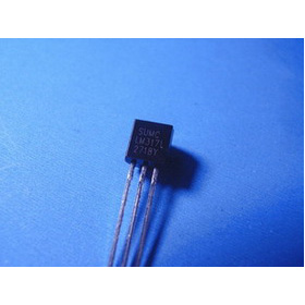LM317L Voltage regulator - TO92-3