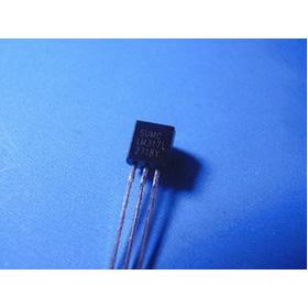 LM317L Voltage regulator - TO92-3
