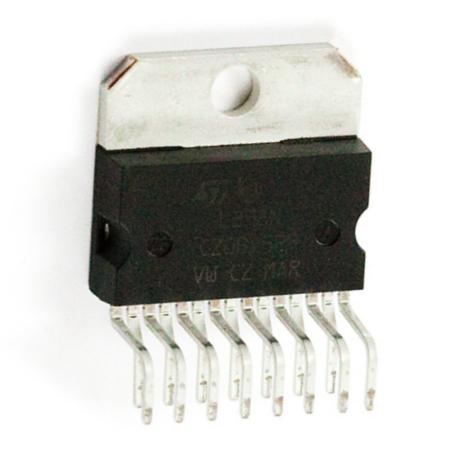 Full-Bridge Motor Driver Dual (L298N)