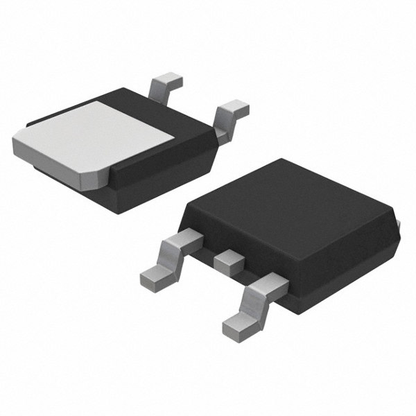 NCP1117 LDO Spannungsregler 5.0V - DPak