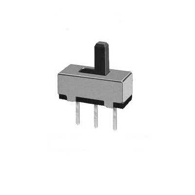Mini SPDT PCB Slide Switch (SS-12D00)