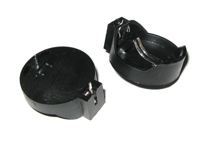 Coin Battery Holder (CR2025, CR2032)