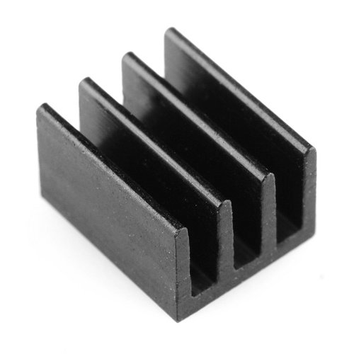 Small Heatsink - 6.35x7.62mm