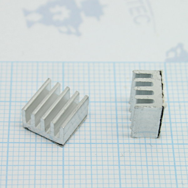 Small Heatsink self-adhesive - 10x10mm