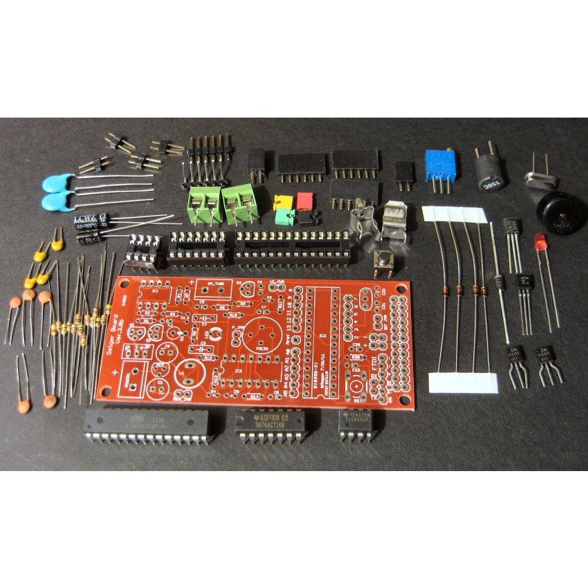DIY Geiger Counter Kit B (v3b)