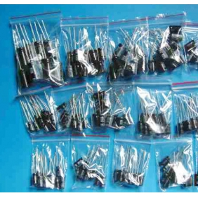 Electrolytic Capacitor Kit 1uF-470uF (120pcs)