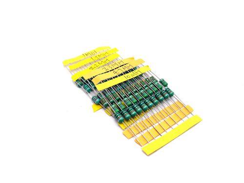 Inductors Kit (1mH - 10mH) 60 pcs