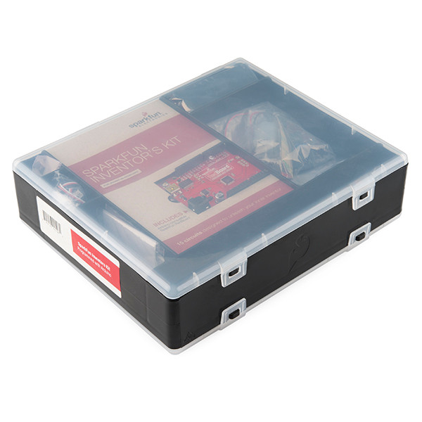 SparkFun Inventor's Kit V3 w/ carrying case