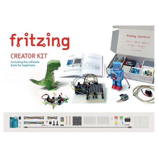 Fritzing Creator Kit - English Edition