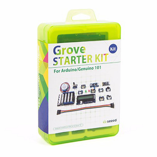 Grove Starter Kit for Arduino & Genuino 101