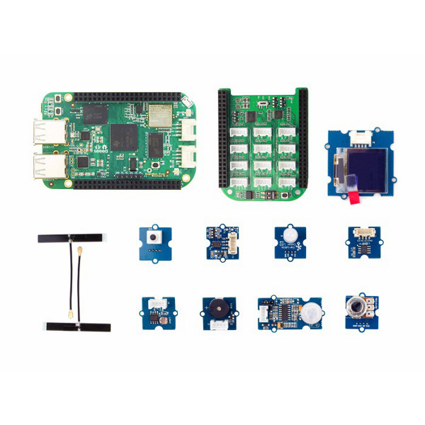 BeagleBone Green Wireless IOT Developer Kit for Google Cloud