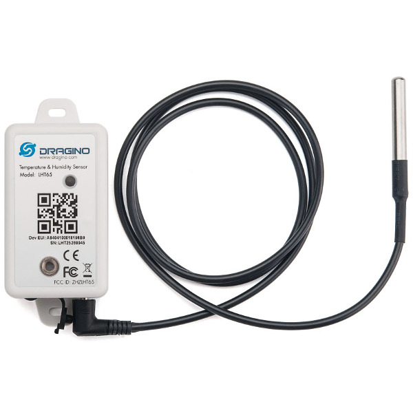 LHT65 LoRaWAN Temperature & Humidity Sensor - 868MHz