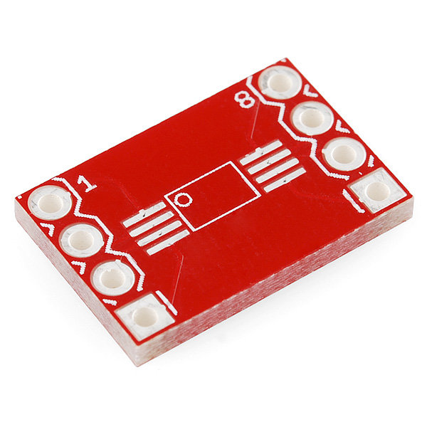 SSOP zu DIP Adapter 8-Pin