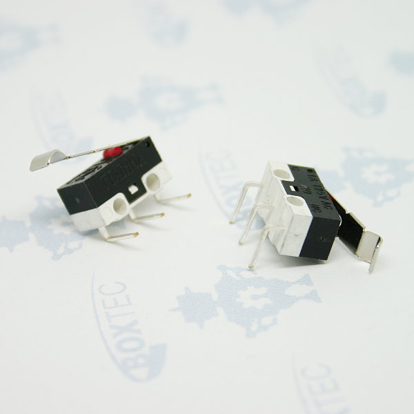 Microswitch small 90° - SPDT