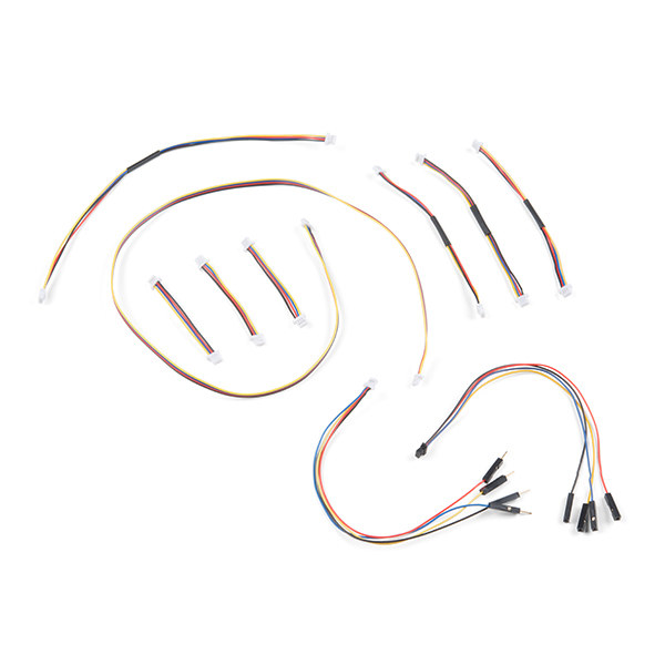 Qwiic Kabel Kit