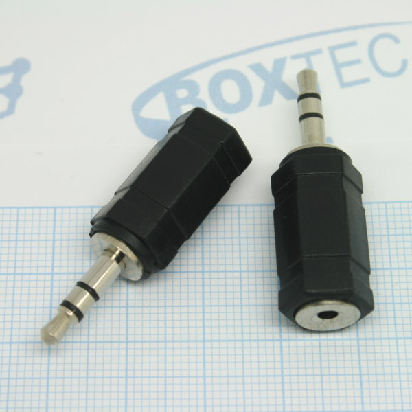Audio Adapter 3.5mm (m) - 2.5mm (f)