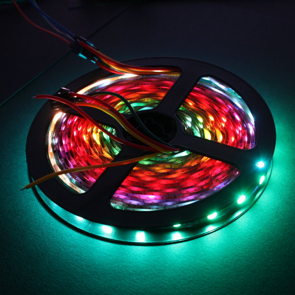 LED NeoPixel RGBW Strip 5m (SK6812 - 60LED/m - 4000K)