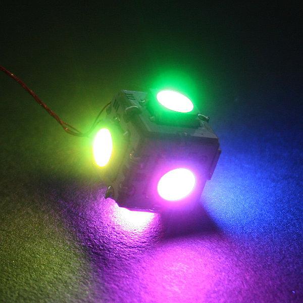 Didel RGB Cube Kit - 6x Neopixel