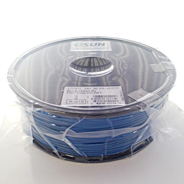 ABS Filament 1.75mm blau (1kg)