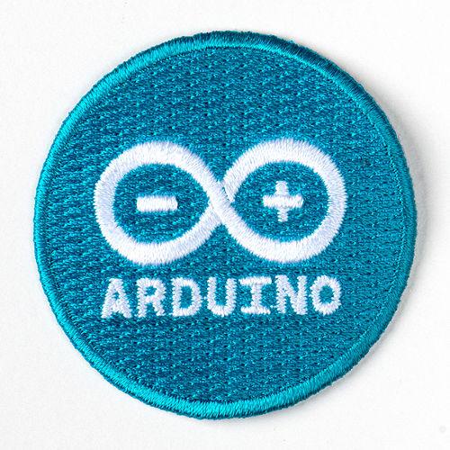 Arduino - Skill Badge (Iron-on Patch)