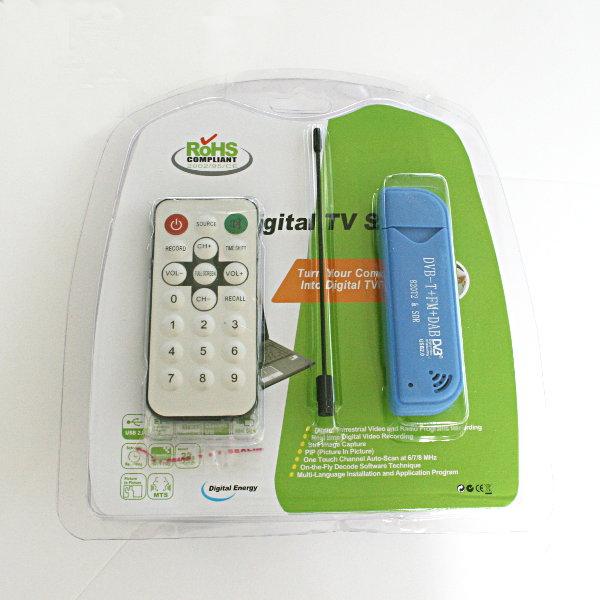 DVB-T/SDR USB Dongle (RTL2832U/R820T2)