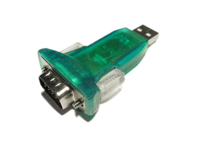 Adapter von USB zu RS232